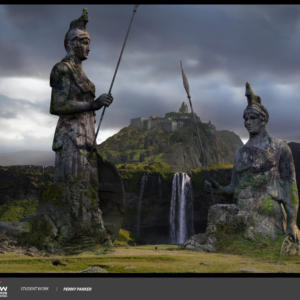 Parker Penny Mattepainting Scme1402 Wk7
